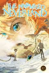 Promised Neverland Bk 12
