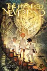 Promised Neverland Bk 13