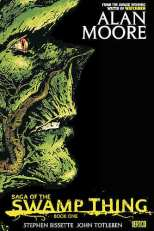 Saga of the Swamp Thing Bk 01
