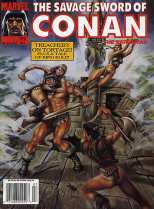 Savage Sword of Conan 199