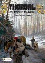 Thorgal Bk 12 The Brand of the Exiles