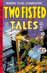 Two-Fisted Tales Annual 4