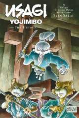 Usagi Yojimbo Bk 33 The Hidden
