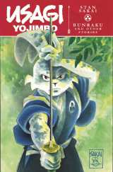 Usagi Yojimbo Bk 34 Bunraku and Other Stories