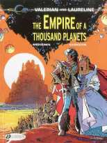 Valerian and Laureline Bk 02 The Empire of a Thousand Planets