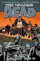 Walking Dead Bk 21 All Out War Pt 2