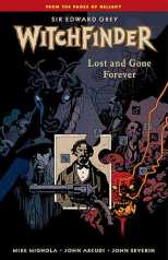 Witchfinder Bk 02 Lost and Gone Forever