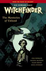 Witchfinder Bk 03 Mysteries of Unland