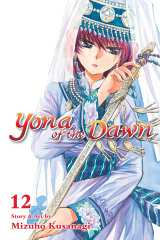 Yona of the Dawn Bk 12