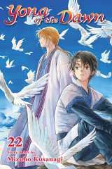 Yona of the Dawn Bk 22