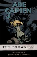 Abe Sapien Bk 01 The Drowning