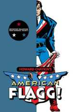 American Flagg Definitive Coll Bk 02