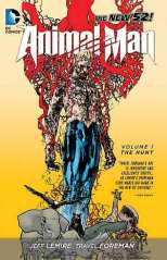 Animal Man Bk 01 The Hunt
