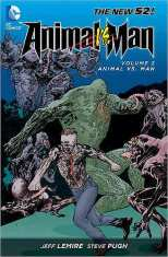 Animal Man Bk 02 Animal Vs Man (New 52)