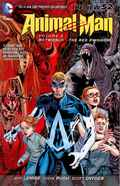 Animal Man Bk 03 Rotworld the Red Kingdom