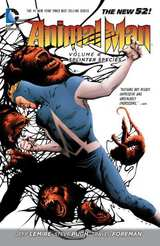 Animal Man Bk 04 Splinter Species