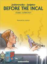 Before the Incal Classic Collection HC