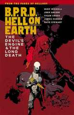 B.P.R.D. (BPRD) Hell On Earth Bk 04 the Devil's Engine & the Long Death