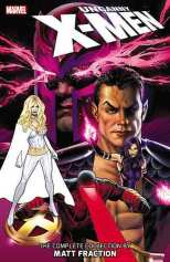 Uncanny X-Men Complete Collection by Fraction Bk 02
