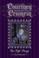 Courtney Crumrin Special Edition HC 01 Courtney Crumrin and the Night Things