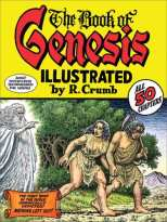 Book of Genesis Illustrated by Robert Crumb HC