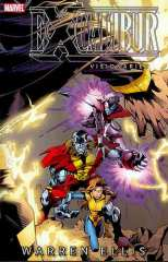 Excalibur Visionaries Warren Ellis Bk 02