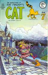 Fat Freddy's Cat 07