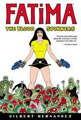 Fatima The Blood Spinners HC