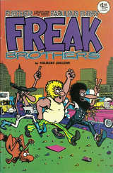 Fabulous Furry Freak Brothers 02