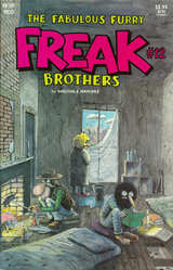Fabulous Furry Freak Brothers 12
