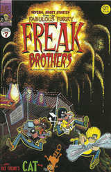 Fabulous Furry Freak Brothers 07