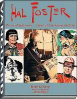 Hal Foster Prince of Illustrators SC