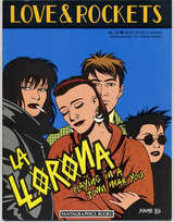 Love & Rockets Vol. 1 #22
