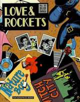 Love & Rockets Vol. 1 #30