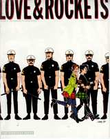 Love & Rockets Vol. 1 #33