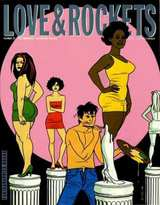 Love & Rockets Vol. 1 #35