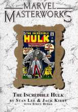 Marvel Masterworks Bk 08 Incredible Hulk SC