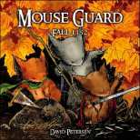 Mouse Guard HC 01 Fall 1152