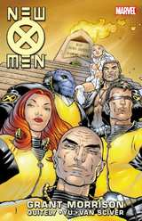 New X-Men by Grant Morrison Pocket Bk 01
