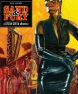 Sand and Fury A Scream Queen Adventure