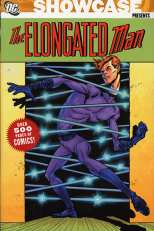 Showcase Presents The Elongated Man Bk 1