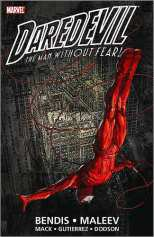 Daredevil by Bendis & Maleev Ultimate Collection Bk 1