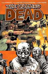 Walking Dead Bk 20 All Out War Pt 1