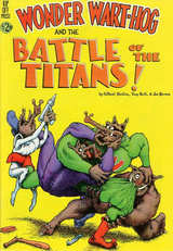 Wonder Wart-Hog and the Batttle of the Titans