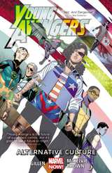 Young Avengers Bk 02 Alternative Culture